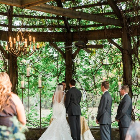 Outdoor Wedding - McClain Lodge - Jackson, Mississippi