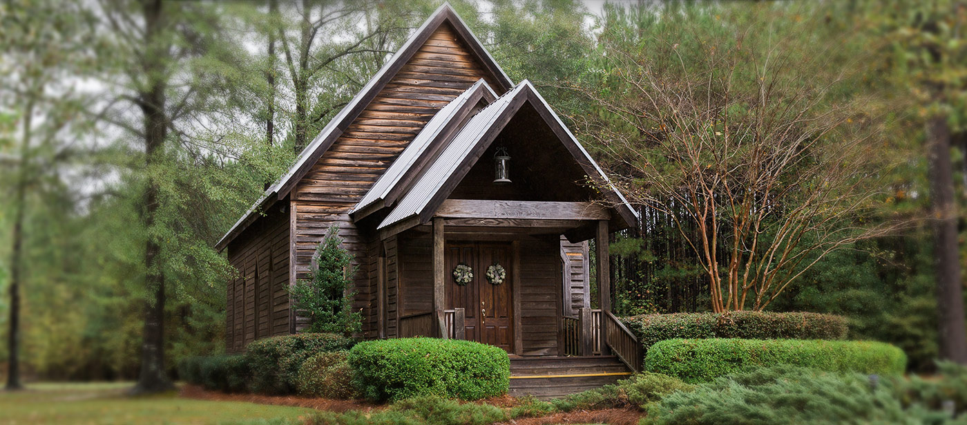 McClain Lodge - Wedding Chapel