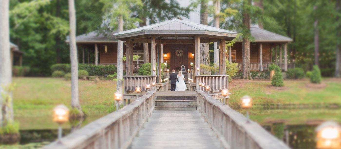 McClain Lodge - Weddings - Brandon, MS